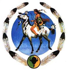 Kiowa Tribe Head Start Program's Logo