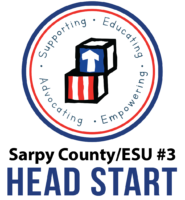 Sarpy County ESU #3 Head Start's Logo