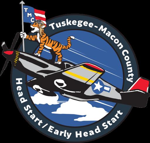 Tuskegee-Macon County Head Start's Logo