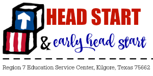 Region VII ESC Head Start's Logo