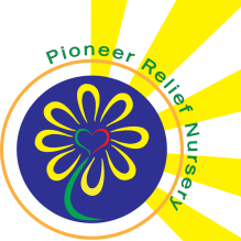 Pioneer Relief Nursery's Logo