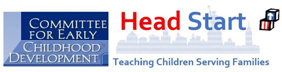 Committee For Early Childhood's Logo
