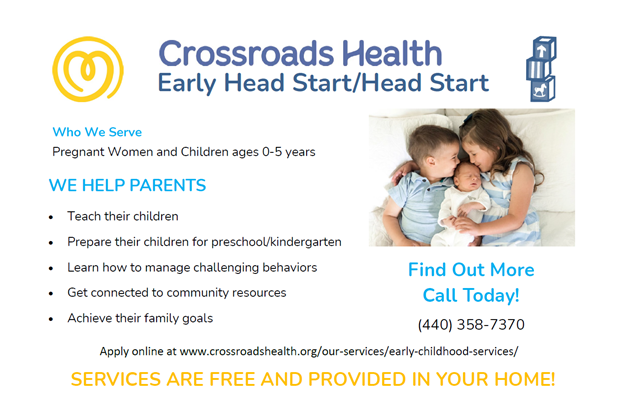 Crossroads Early Childhood Services's Logo