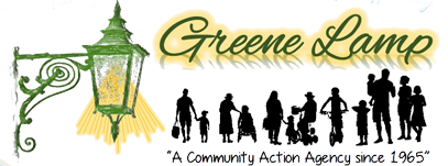 Greene Lamp's Logo