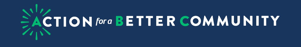 Action For A Better Community's Logo