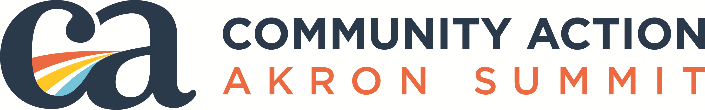 Community Action Akron Summit's Logo