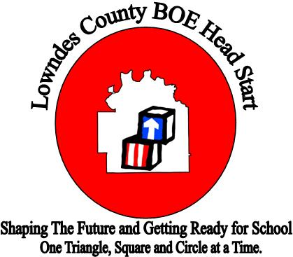 Lowndes County BOE Head Start's Logo