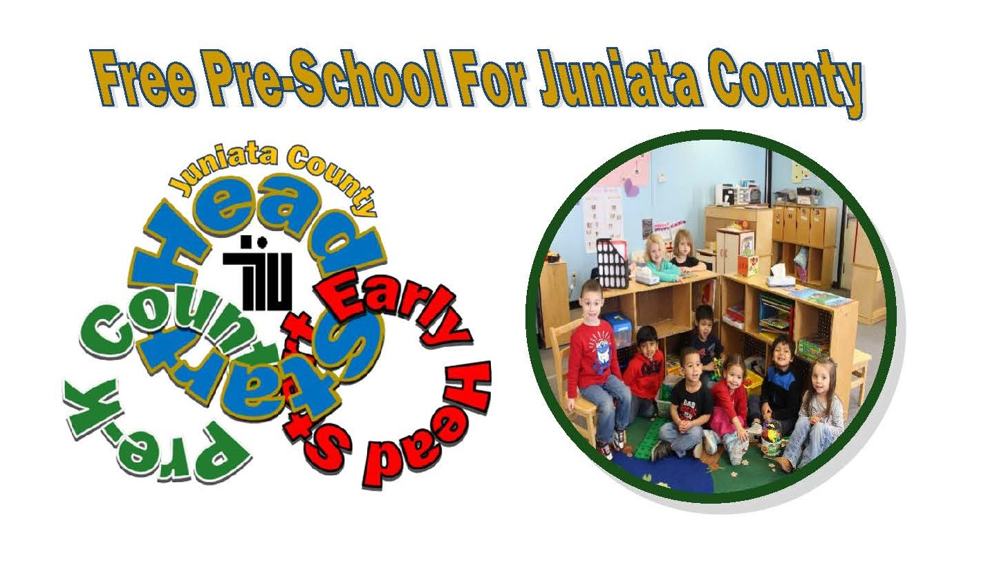 Juniata County Head Start's Logo
