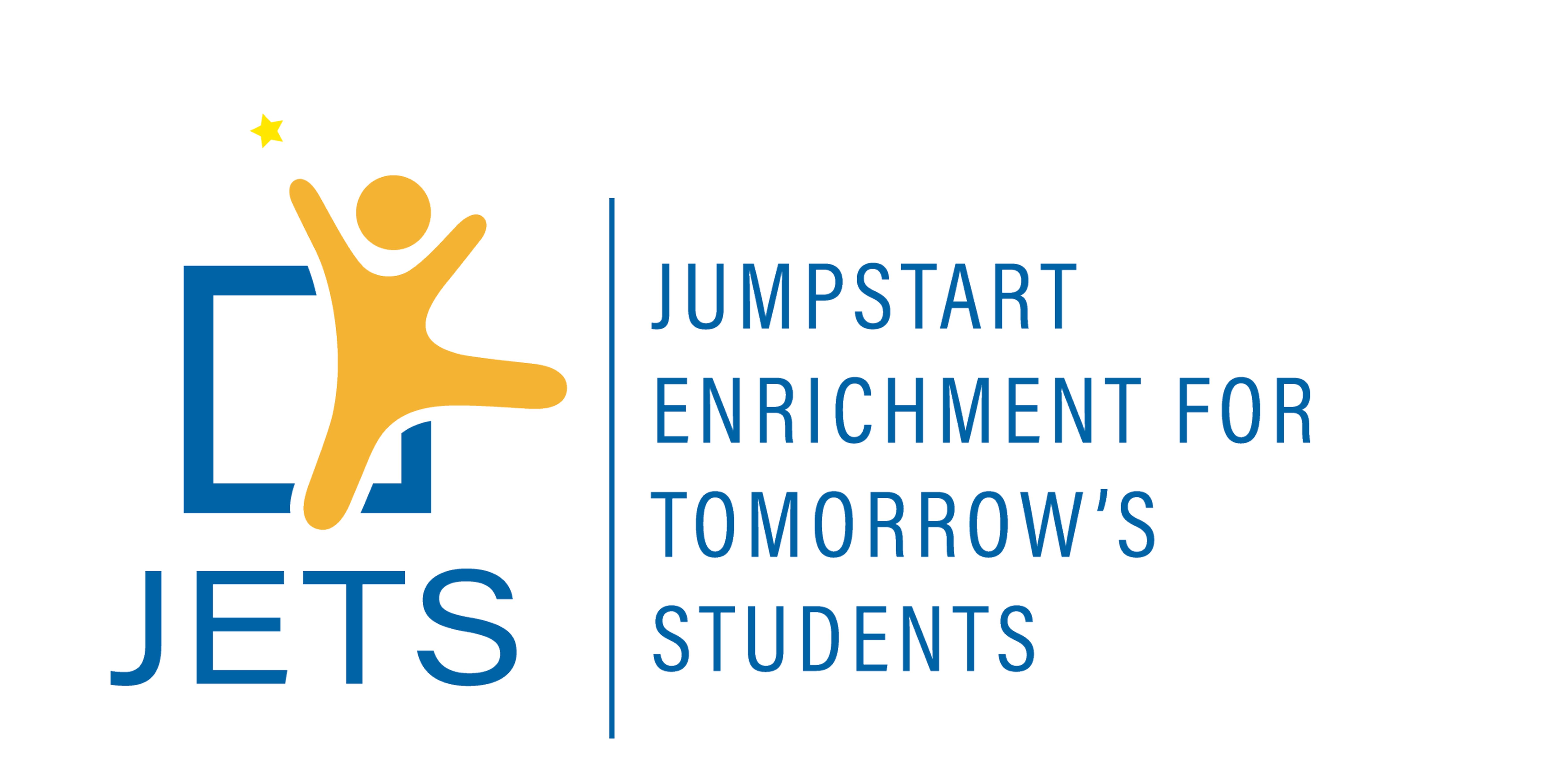 Jumpstart Enrich. Tomorrows Student's Logo