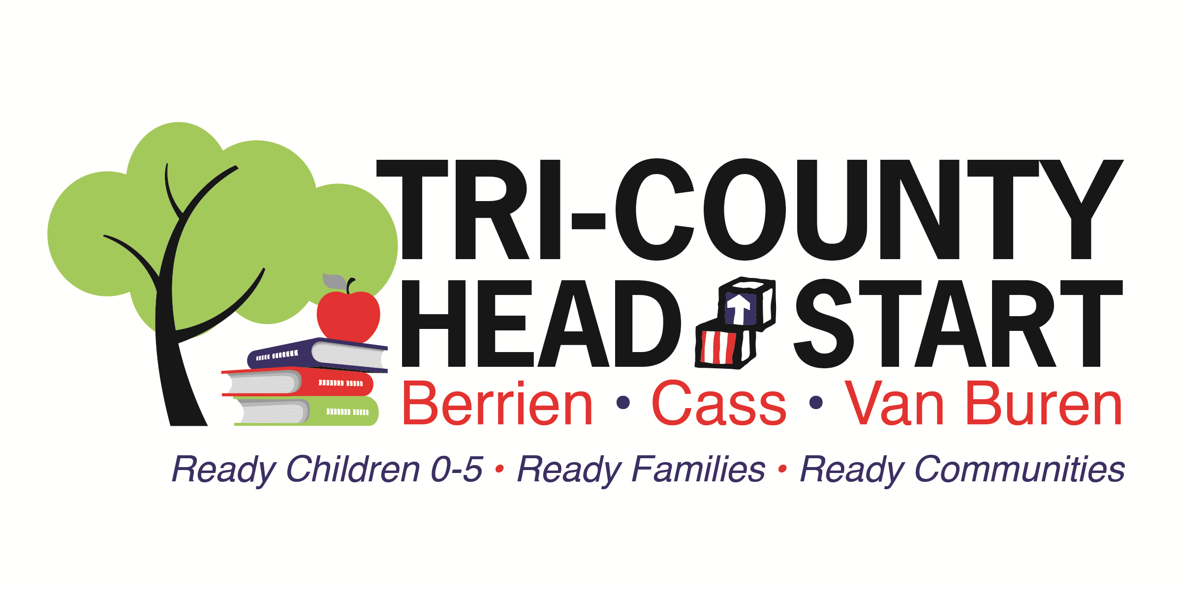 Tri-County Council For Child Dev's Logo
