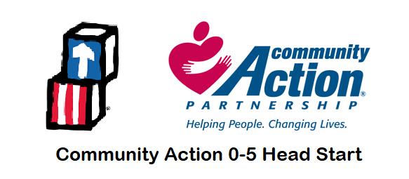 Community Action 0-5 Head Start's Logo