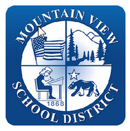 Mountain View School District's Logo