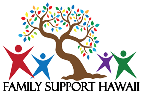 Family Support Hawaii's Logo