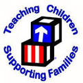 HCDE EHS/Child Care Partnership's Logo