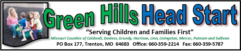 Green Hills Head Start's Logo
