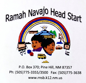 Ramah Navajo Head Start's Logo