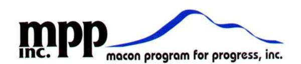 Macon Program For Progress's Logo