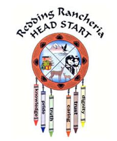 Redding Rancheria Head Start's Logo