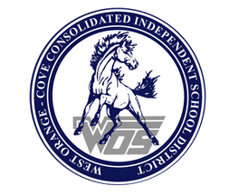 West Orange-Cove CISD's Logo
