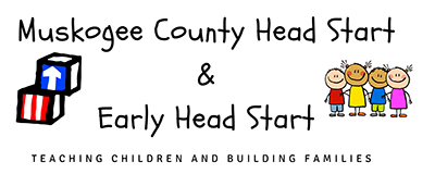 Muskogee County Head Start's Logo