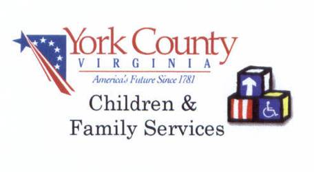 York County Children & Family Serv.'s Logo
