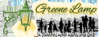Greene Lamp's Logo