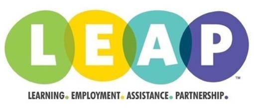 L.E.A.P. HS/EHS's Logo